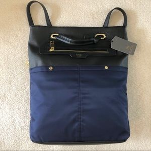 Tutillo Nylon/Leather Backpack